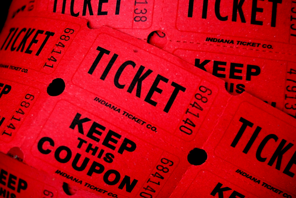 Ticket: Keep this Coupon ~ Windsor, CA