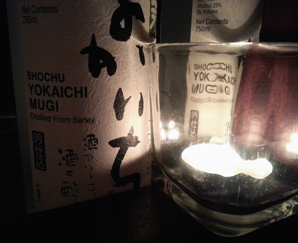 Saki by Candlelight ~ Windsor, California
