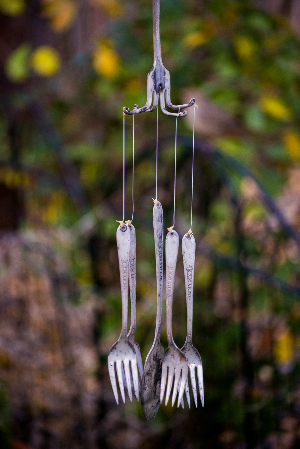 Forks in the Garden