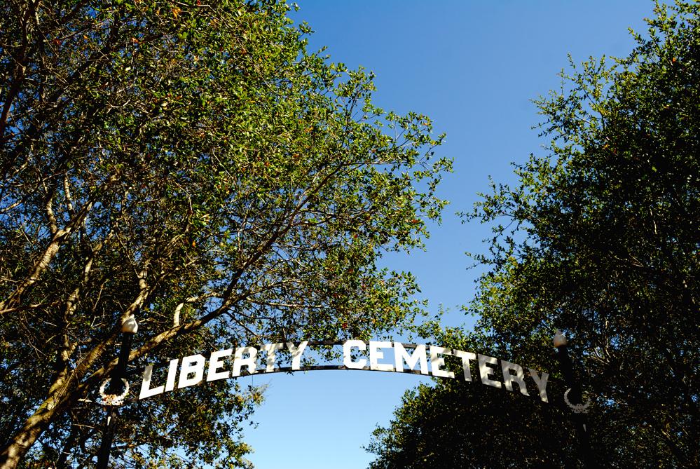 Liberty Cemetery ~ Petaluma, CA