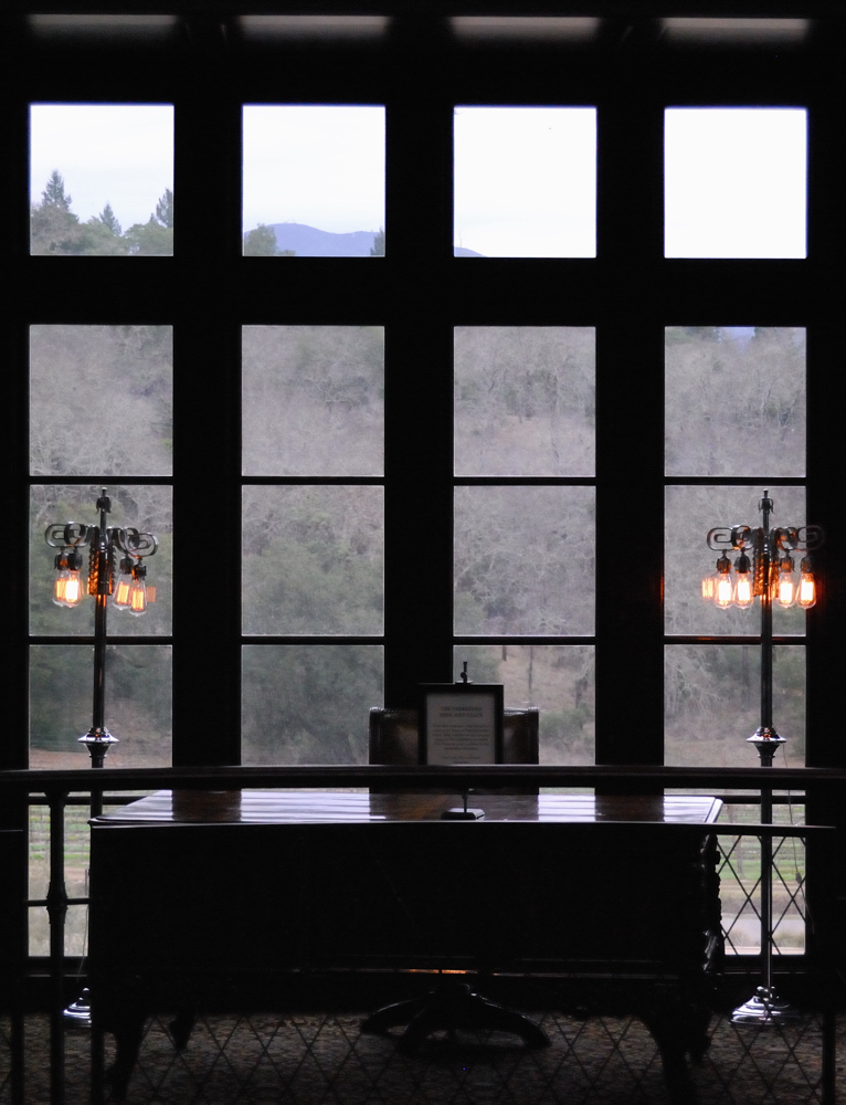 The Desk ~ Coppola Winery – Alexander Valley, CA