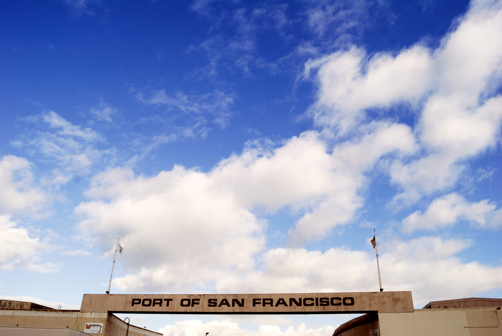 Port of San Francisco ~ San Francisco, CA