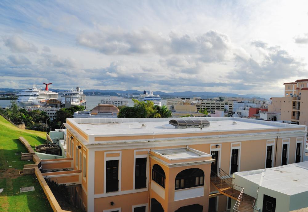 San Juan Harbor ~ San Juan, Puerto Rico