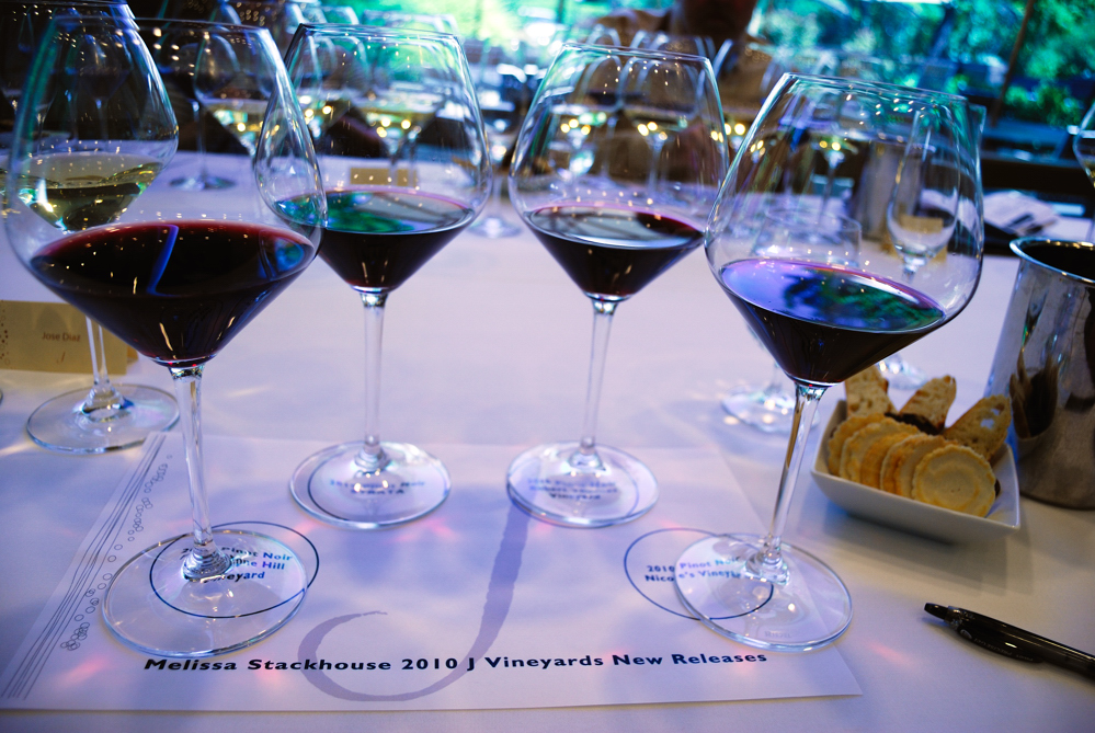 New Releases ~ J Winery, Russian River Valley, CA